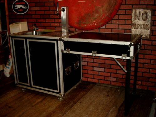 Click for Kofferküche